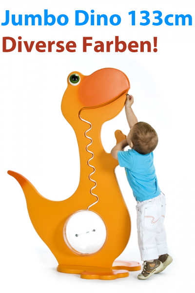 Dino JUMBO 130cm Big Belly Bank Spardose